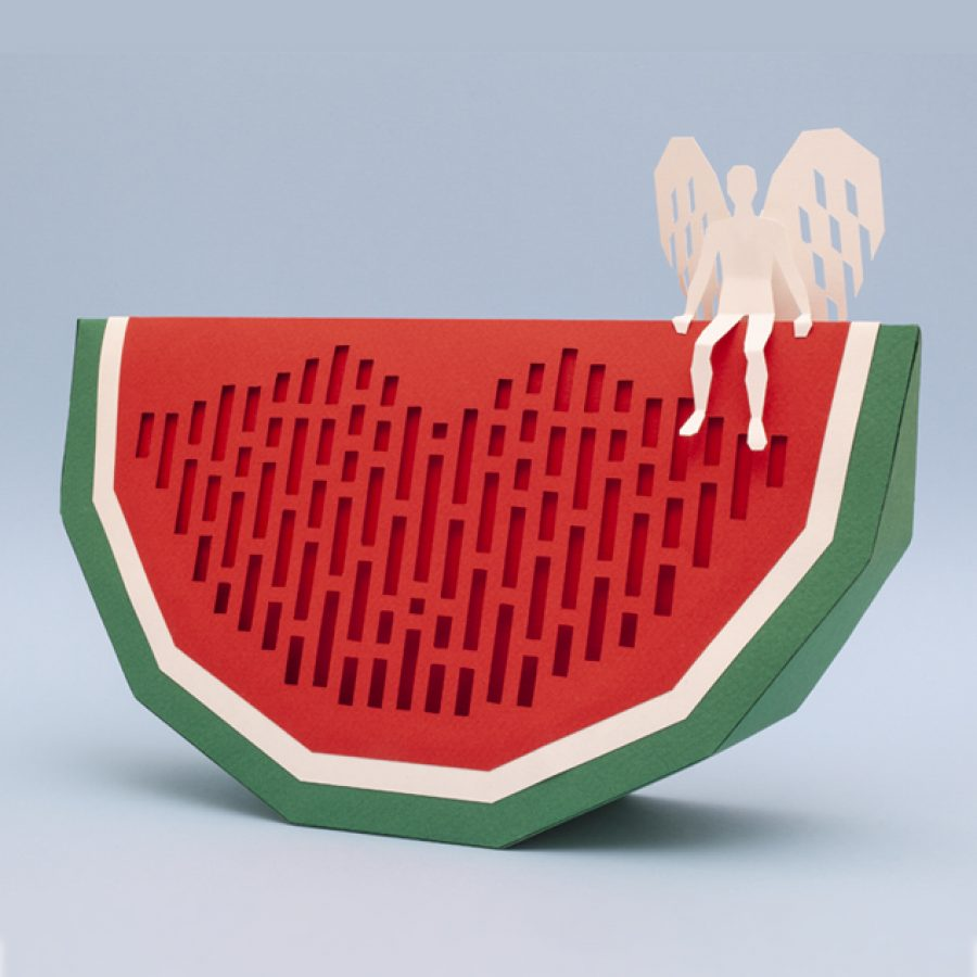marina papaspirou watermelon